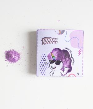 Glitter Biodegradável Violeta